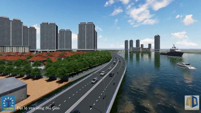 Mở bán dư án nằm mặt tiền quốc lộ 50, 650 triệu/nền 80m2 lh: 0934.062.362