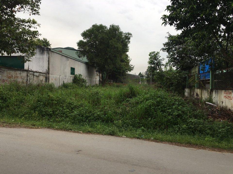 Cần bán lại lô đất đường HL 7 , xã Phong Phú , Huyện Bình Chánh .