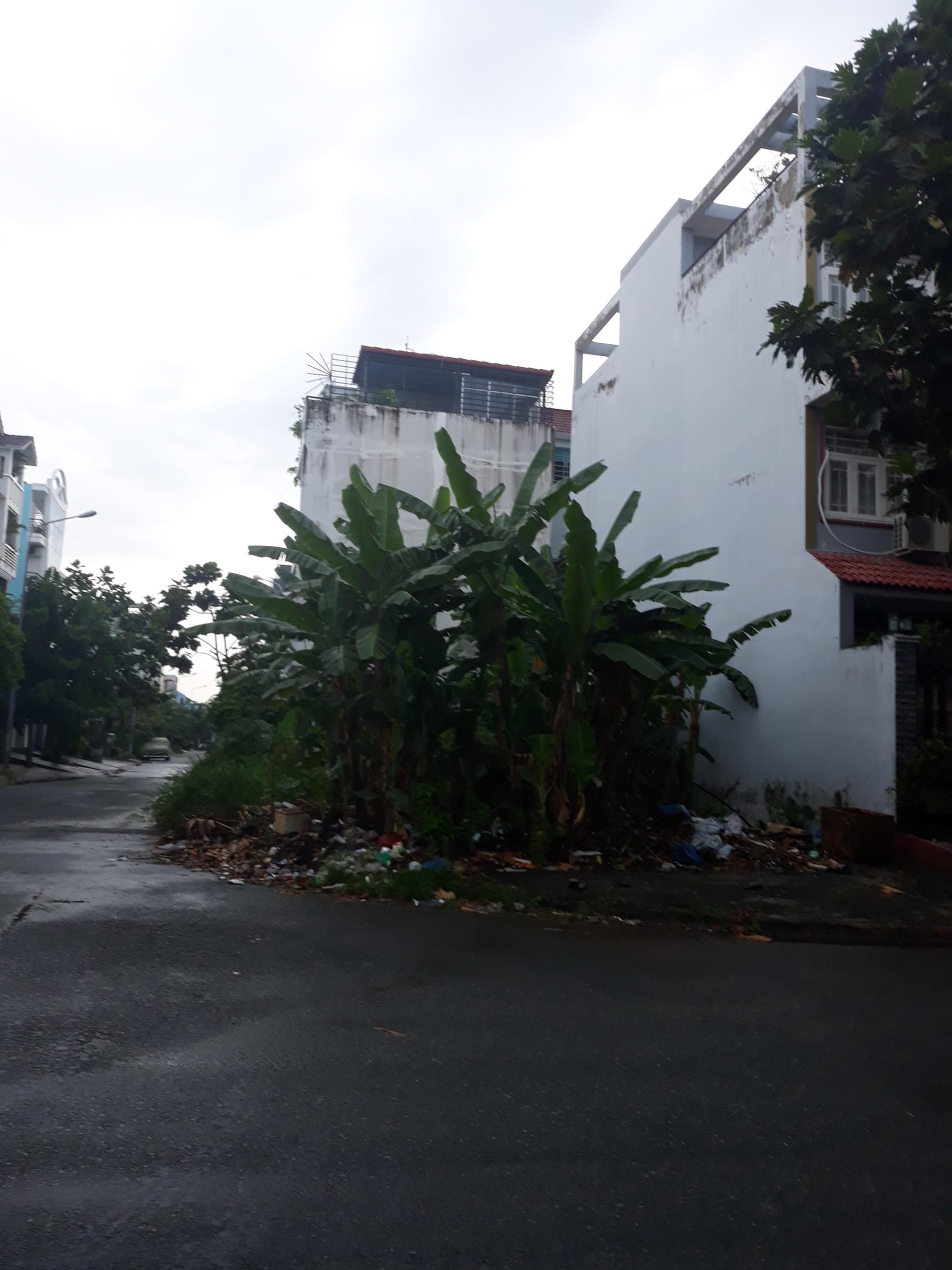 Cần bán lô đất đường Tân Liêm, Phong Phú, Bình Chánh – 95.5m2 – Giá 530tr – LH: 094 1867 042
