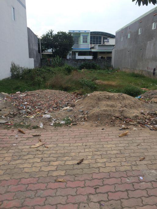 Do cần tiền kinh doanh . Bán lô đất 100m2 ở Trịnh Quang Nghị – Phong Phú – Bình Chánh – TPHCM .